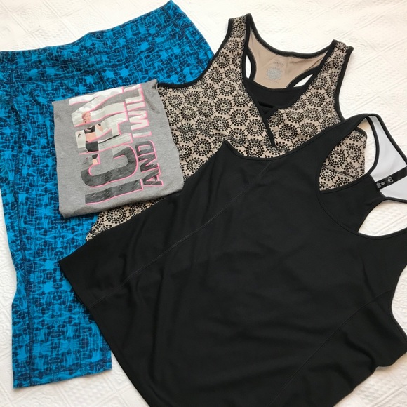1c4b5ca7cf Danskin Now Tops - Womens Size XL Activewear Bundle Workout Tops Pant